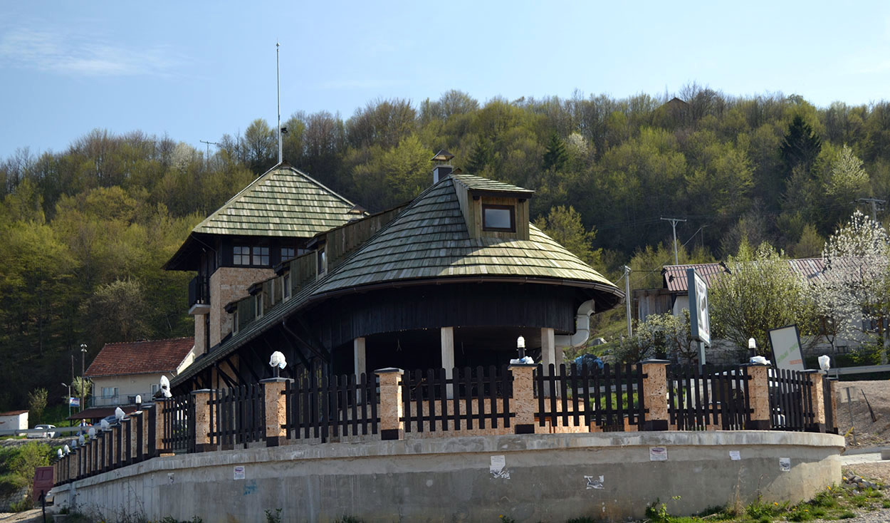 Vizitorski centar (foto: zlatarinfo.rs)
