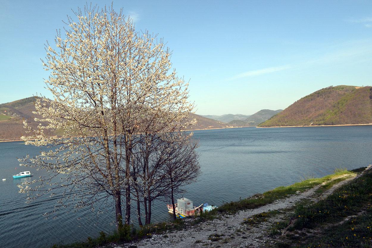Zlatarsko jezero (foto: zlatarinfo.rs)