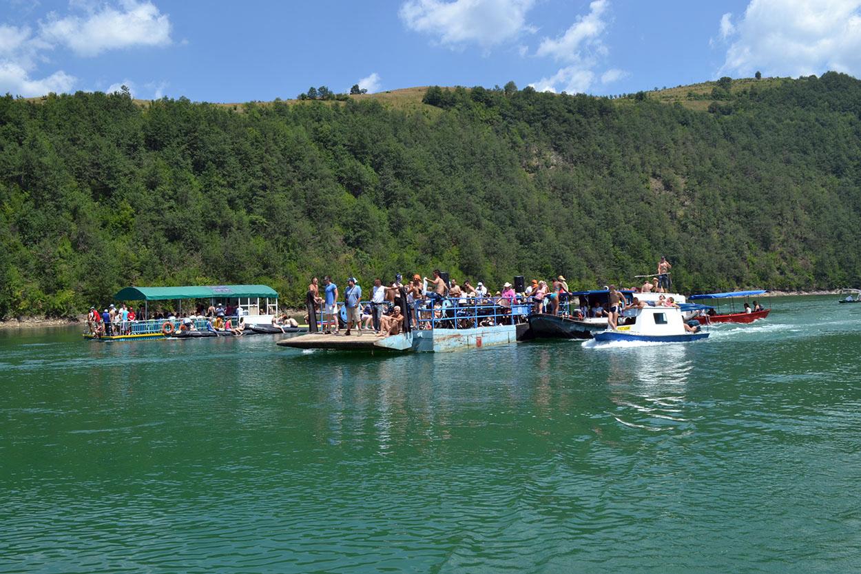 Zlatarska regata Zlatarfest 2013 Skela i katromaran