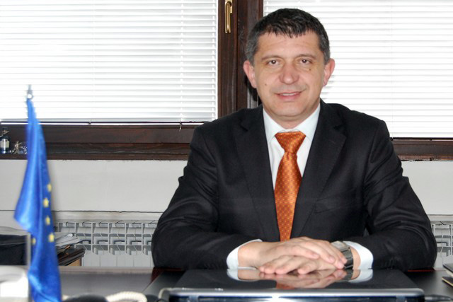 Димитрије Пауновић, председник општине Нова Варош