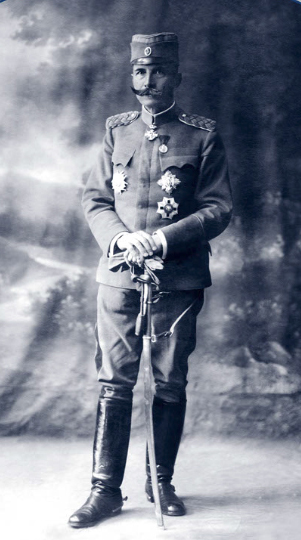 Dug vraćen otadžbini – vojvoda Petar Bojović