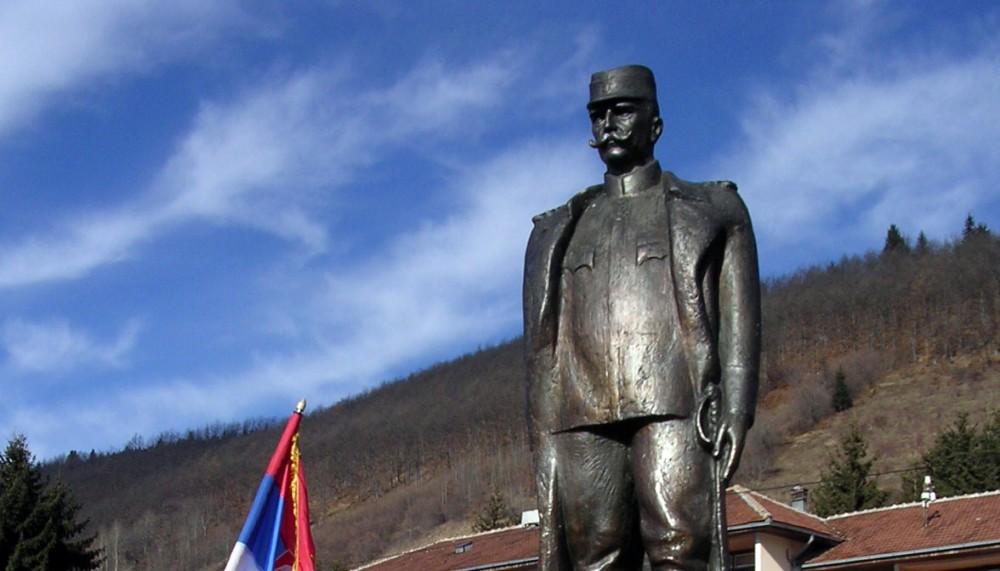 Spomenik vojvodi Petru Bojoviću u Novoj Varoši