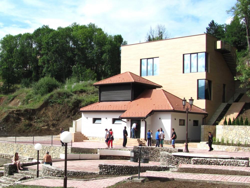Renovirana kupatila u Pribojskoj Banji (foto: D. Gagričić)