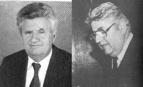 Umom i srcem podržali inicijativu: Milojko Đoković i Milorad Veruović