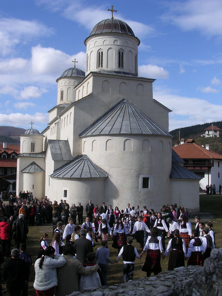 Prijepolje, manastir Mileševa