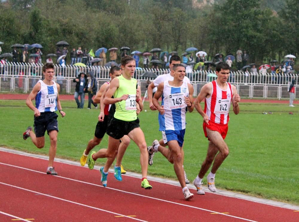 Atletski miting - kiša nije omela sprintere