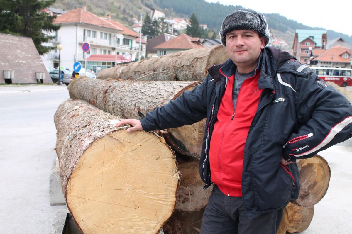 Власник аутобуске станице Слободан Секулић