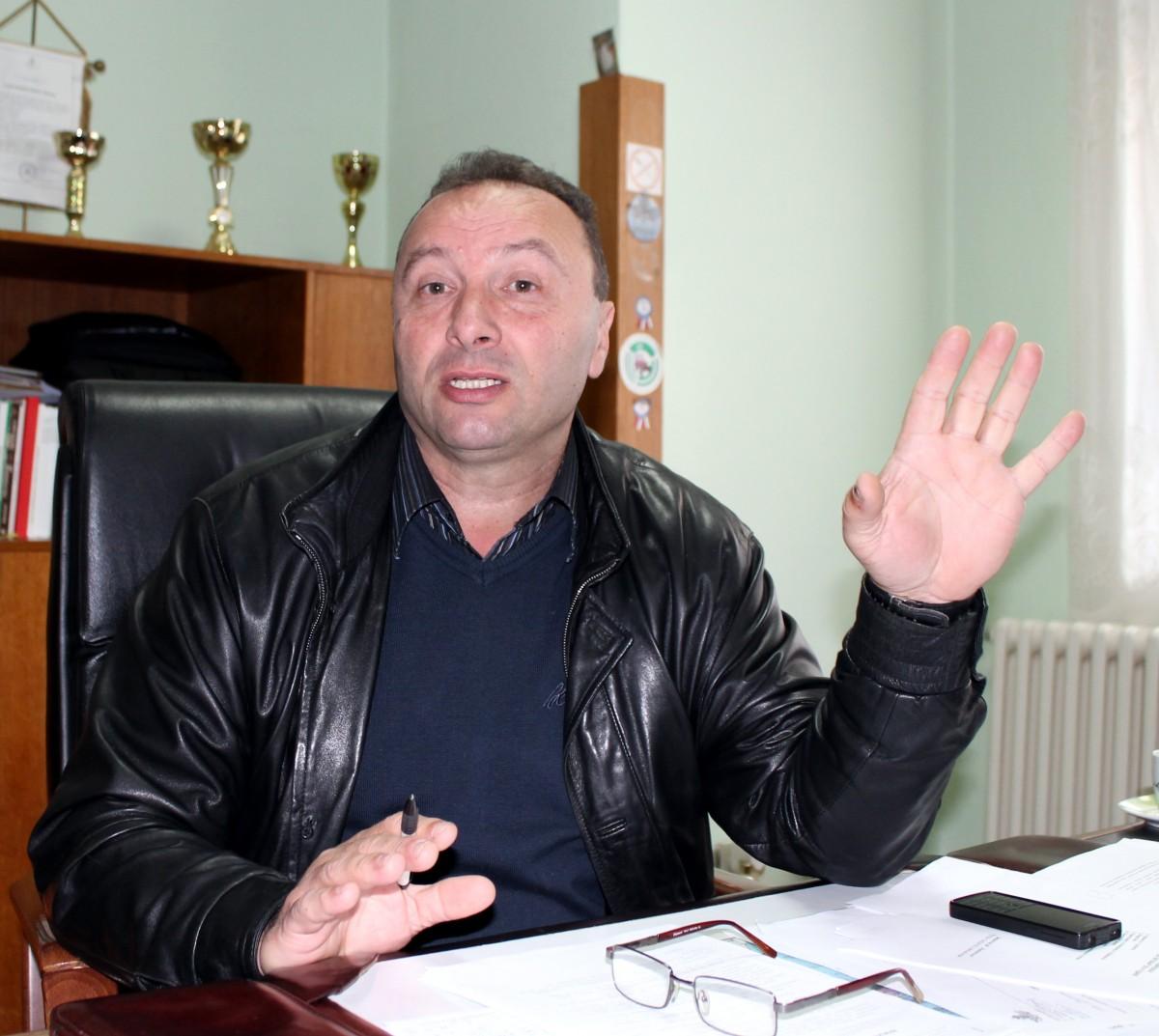 Милан Баранaц, директор Газдинства
