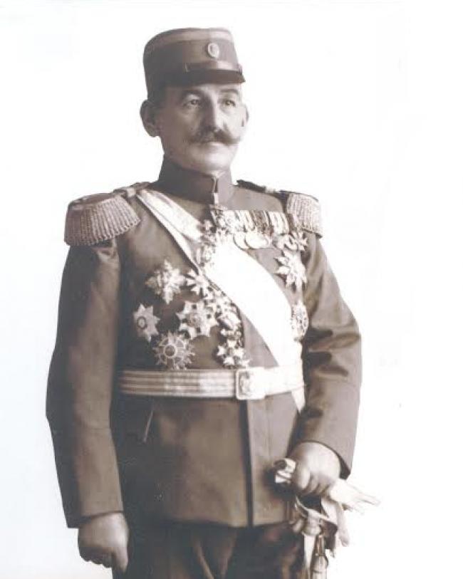 Армијски ђенерал Коста Смиљанић