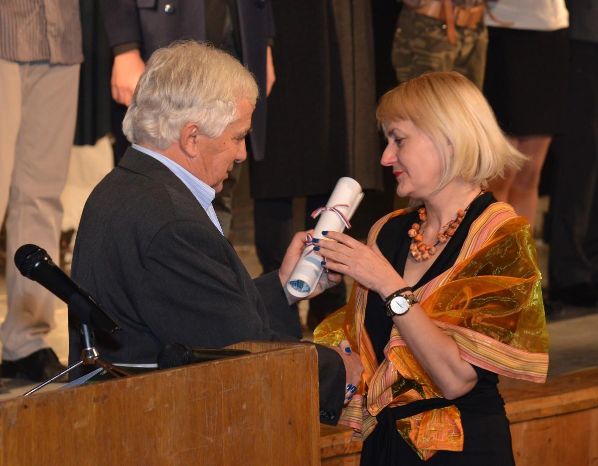 Прво признање у родном граду – Гордана Боранијашевић