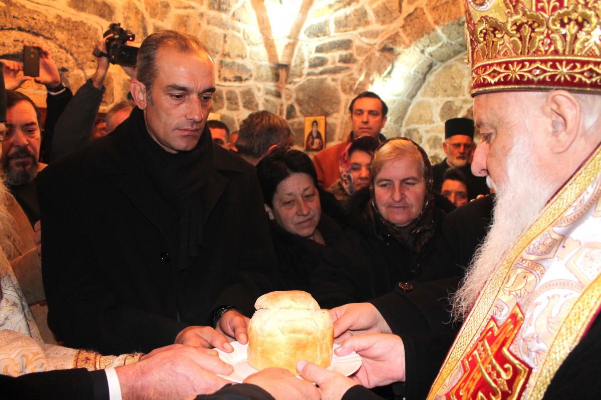 Домаћин ктиторске славе био је Нововарошанин Милош Куртић