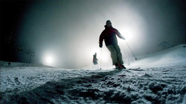 Ски куп - Сретењски ноћни слалом наЗлатару