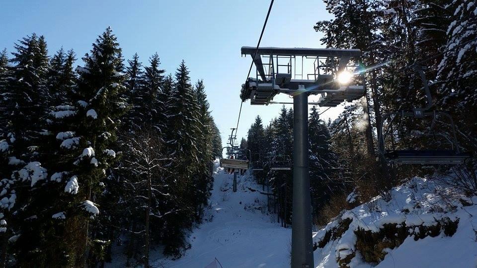 Skijalište Zlatar, Ski sataza Briježđa