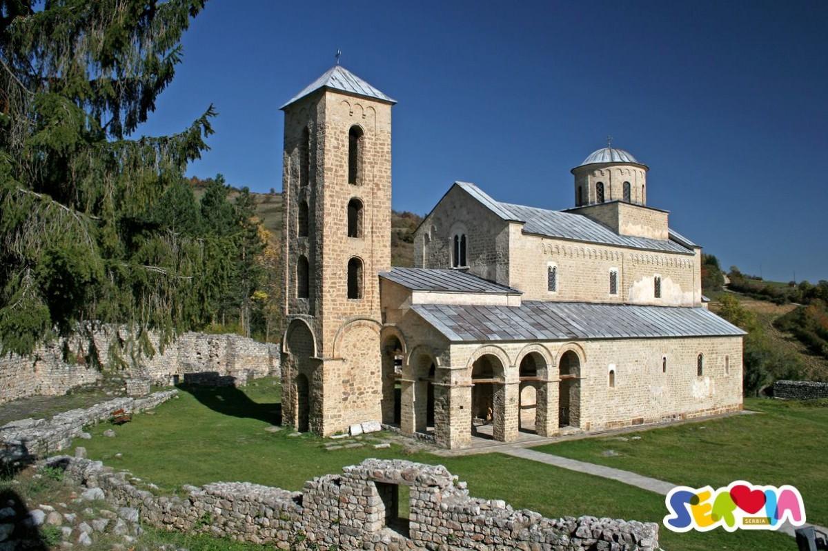 Manastir Sopoćani (foto: Turisticka organizacije Srbije)