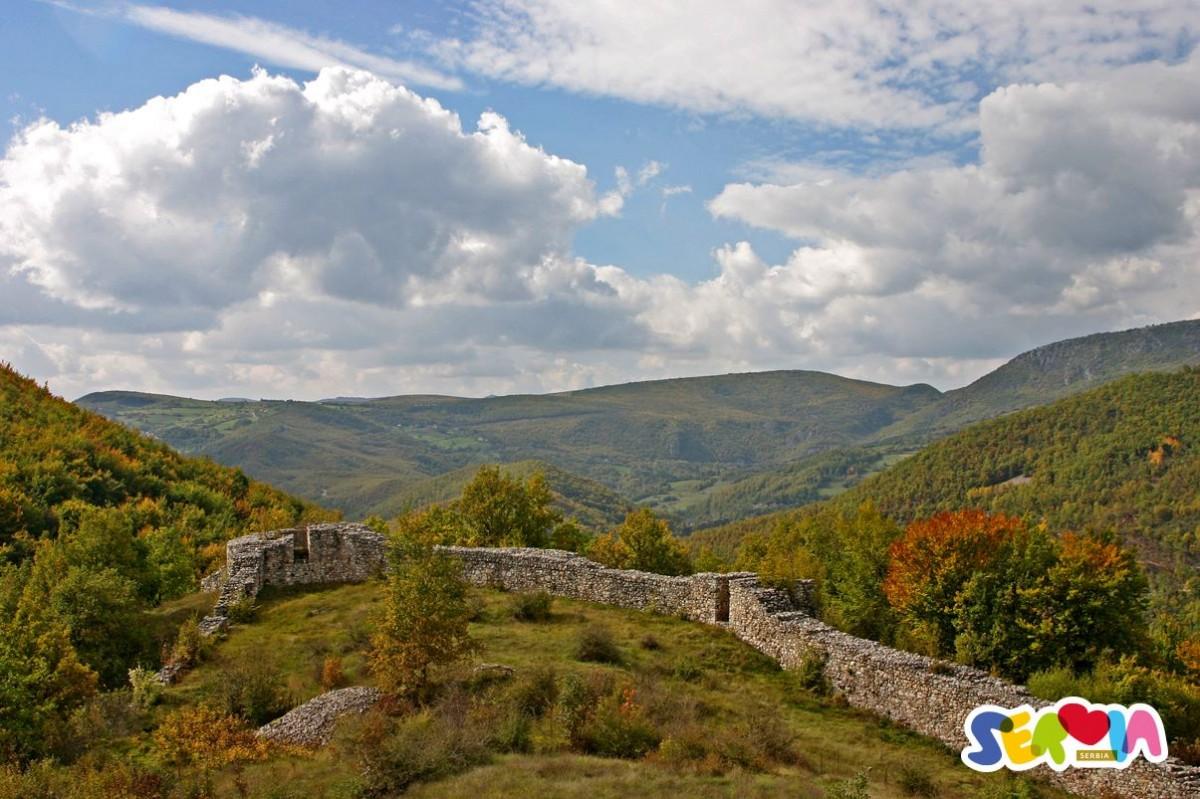 Tvrđava Ras (foto: Turisticka organizacije Srbije)