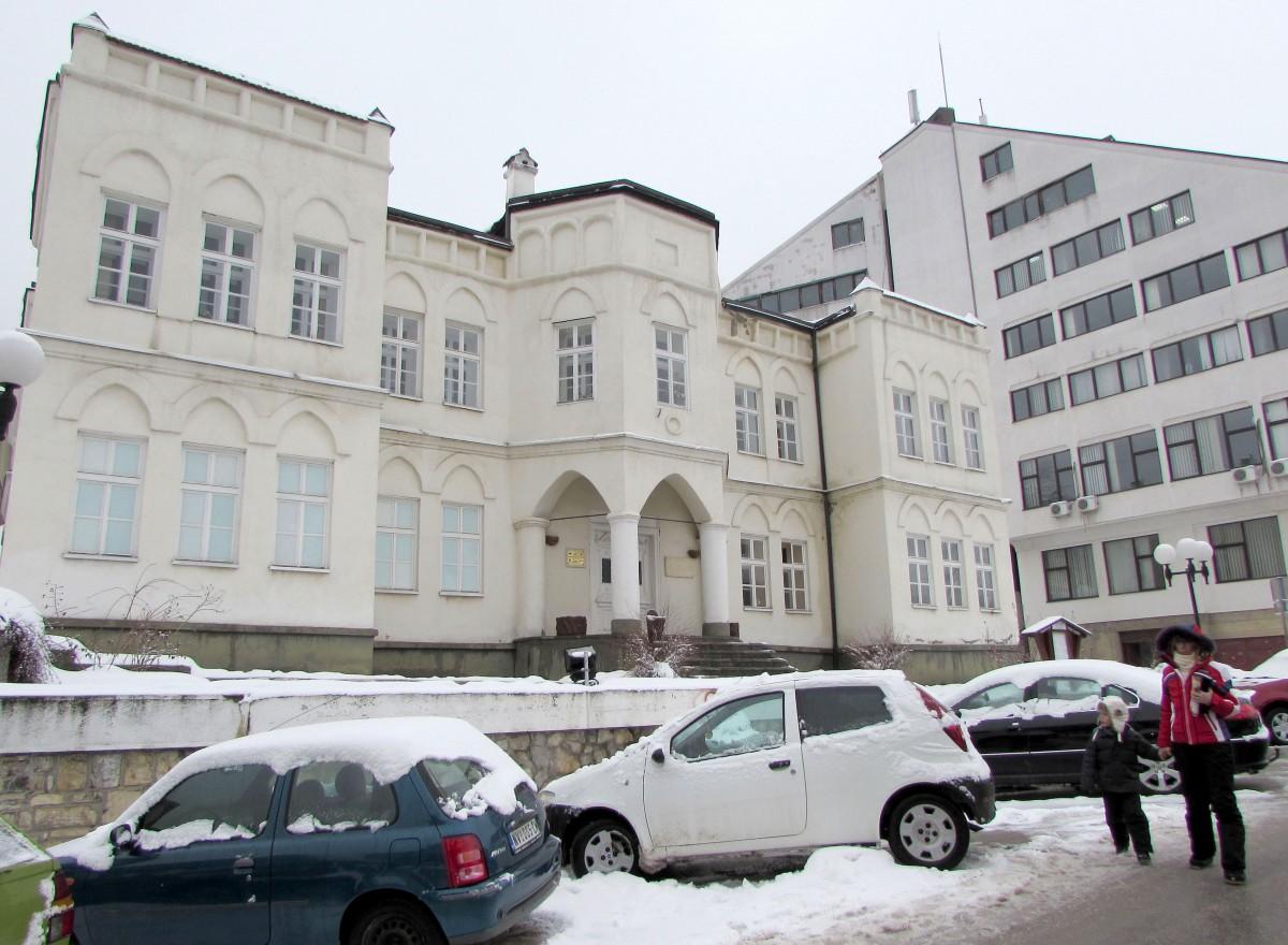 На олтар отаџбине животе дало 1.200 ратника - зграда Музеја и Библиотеке