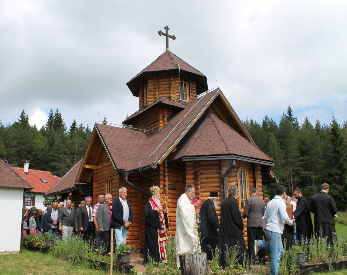 Светињи у походе: са прошлогодишње манастирске славе