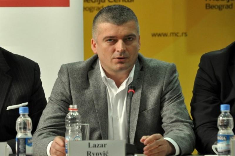 Predsednik opštine Priboj - Lazar Rvović