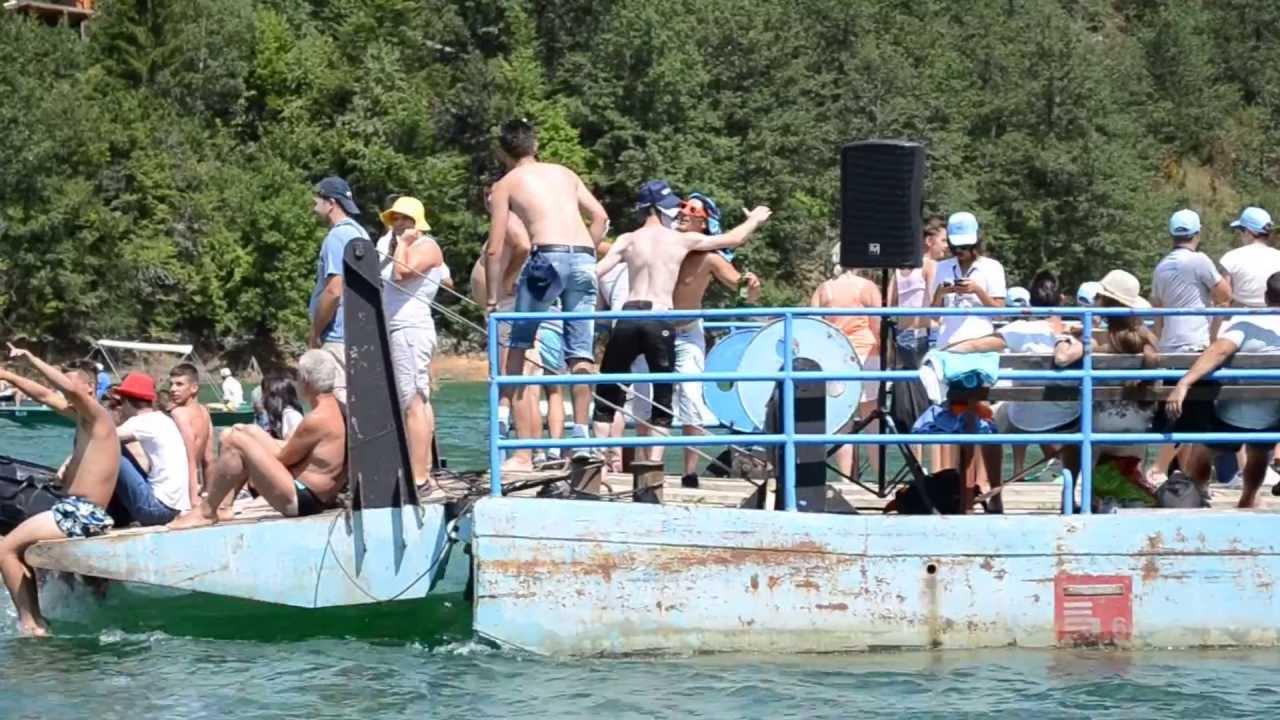 Regata na zlatarskom jezeru zlatarfest 2013