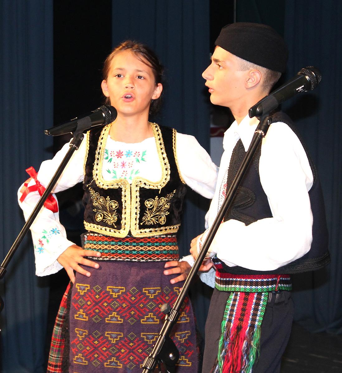 Брат и сестра Сара и Страхиња Цвијетић из Прибојске Бање