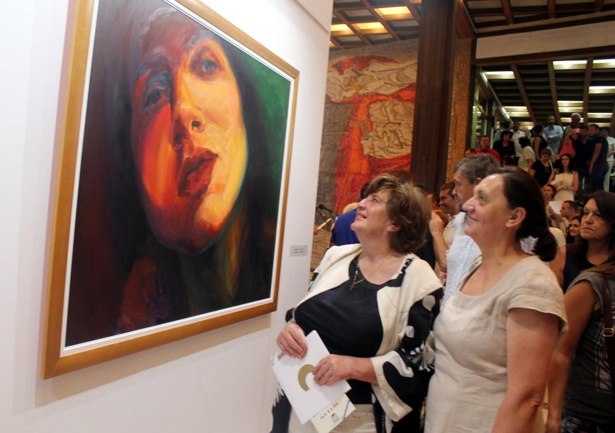Савремени галеријски простор у Дому културе