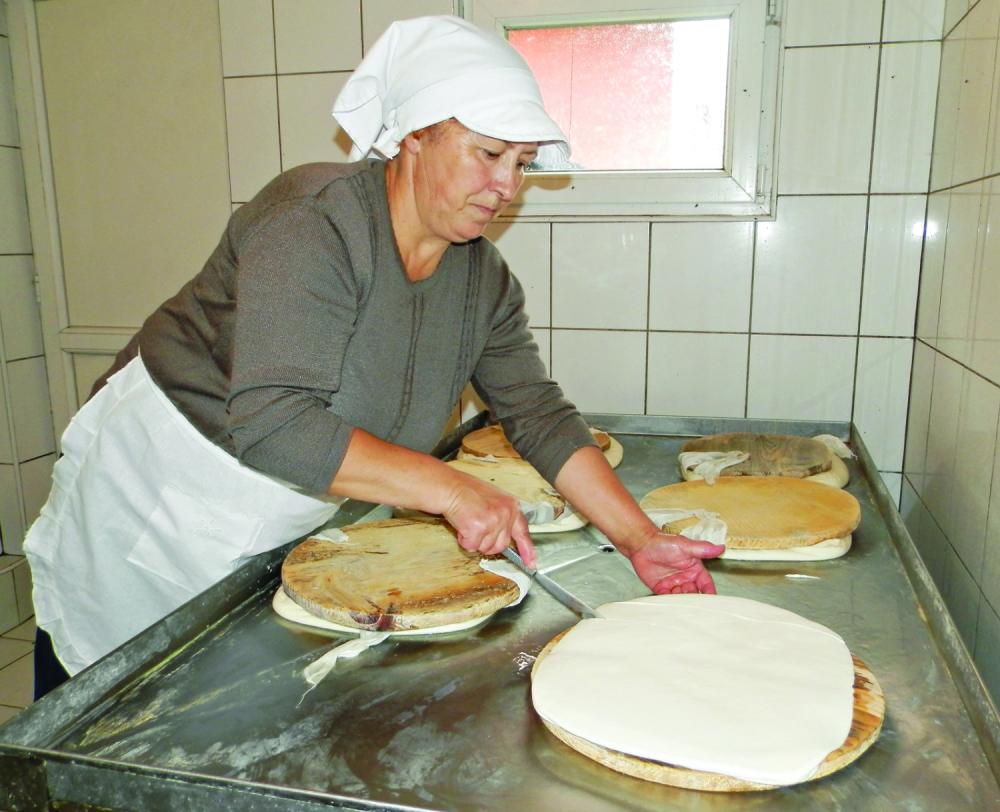 Tradicionalna receptura, moderna prodaja: Milanka Trtović (foto: Željko Dulanović)
