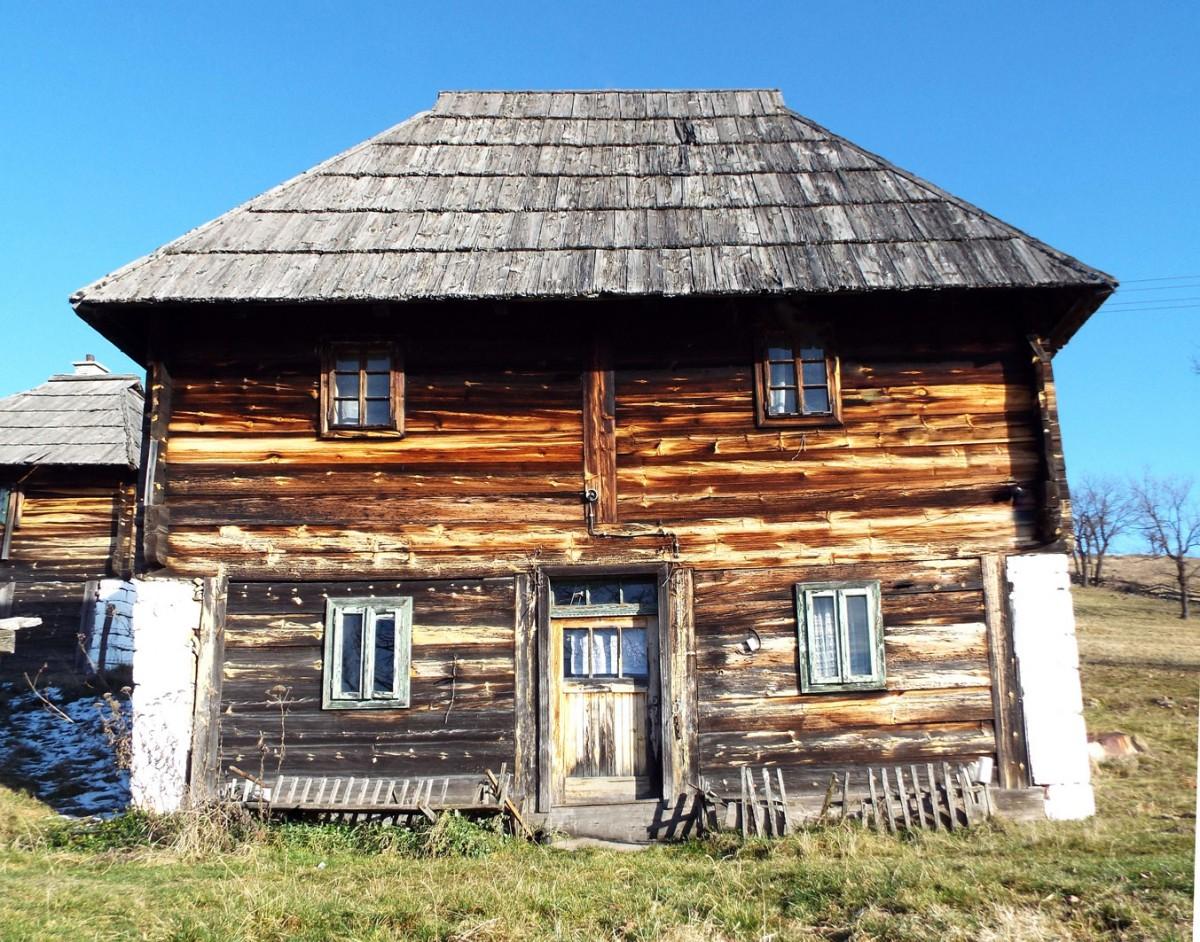 Куће по мери човека - дом Газдића из Јабланице