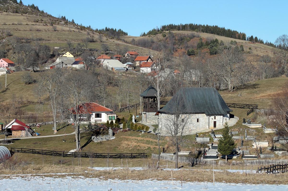 Духовно средиште Старог Влаха, васкрсло из рушевина 2007. године
