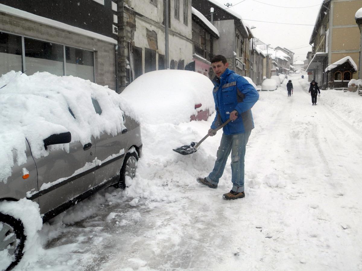 Зима, коначно стигла (Фото: Ж. Дулановић)