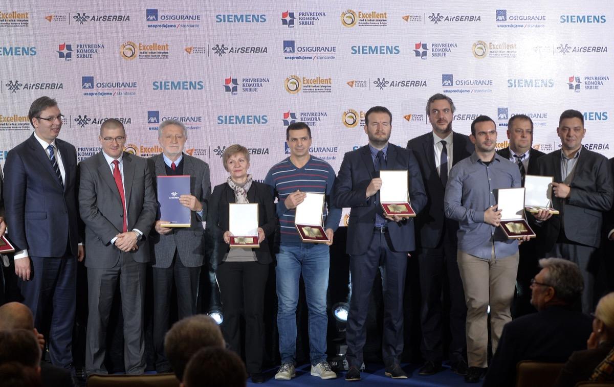Dobitnici nagrada (foto: Rade Prelić)