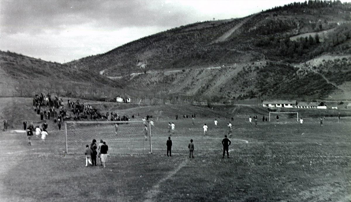 Утакица на стадиону фудбалског клуба Хидротехника