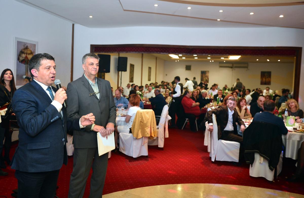 Dimitrije Paunović - Druženje Novovarošana u Beogradu