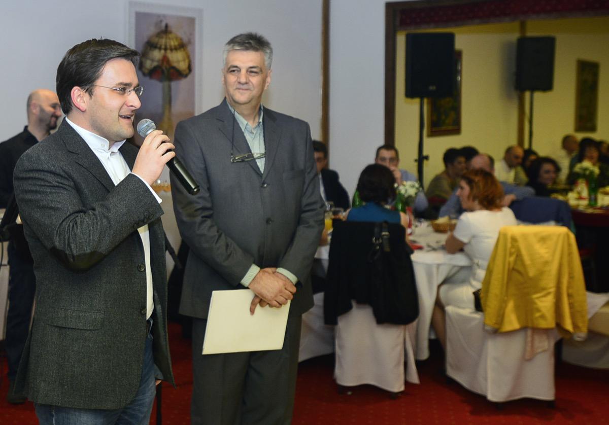 Nikola Selaković - Druženje Novovarošana u Beogradu