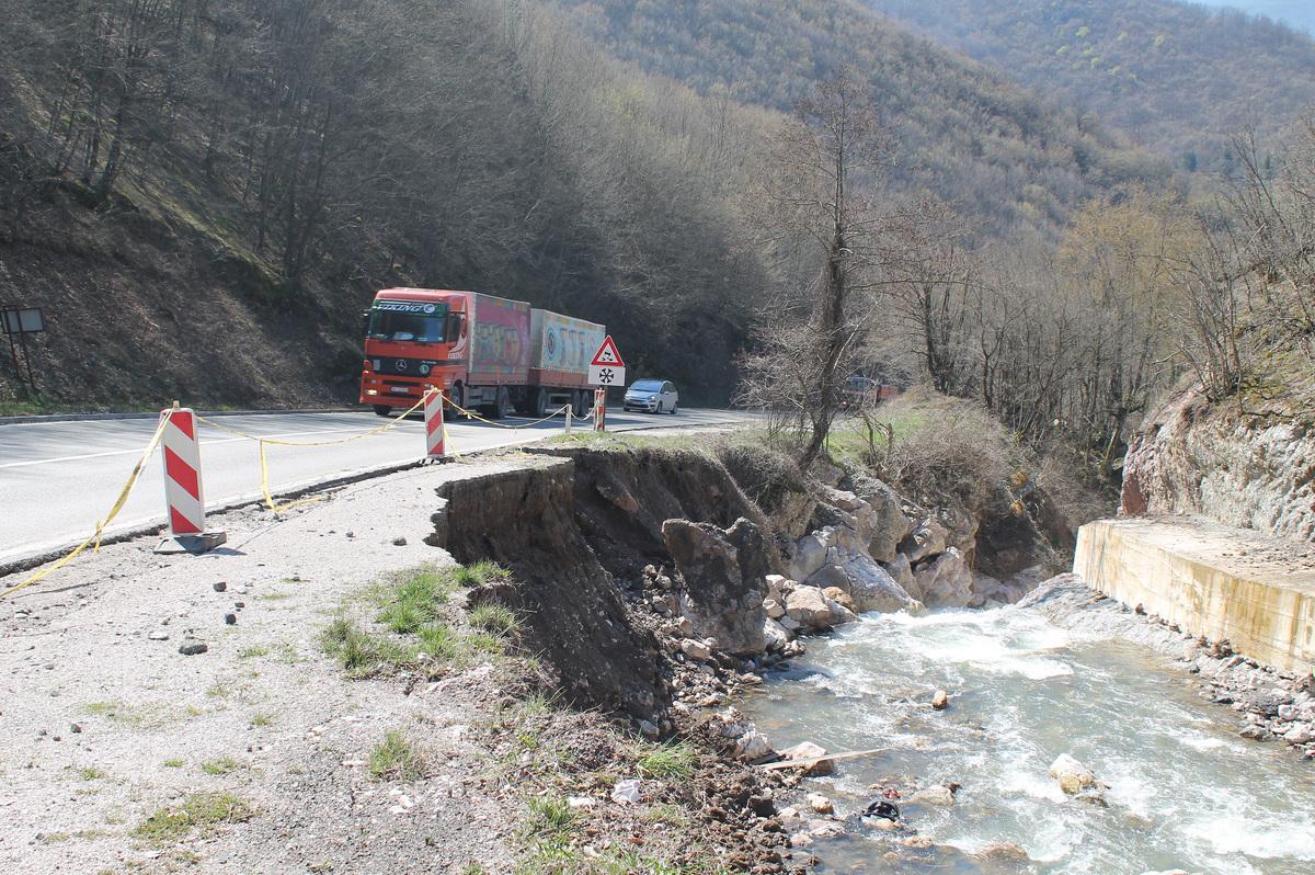 Пуне руке посла за путаре – деоница у селу Бистрици