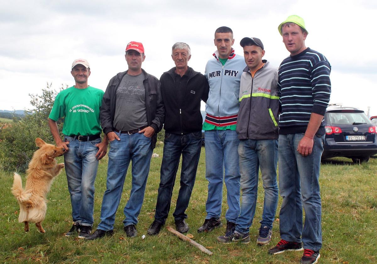 Видовдански сабор у Негбини Rabazije Murtenice i Bosanja