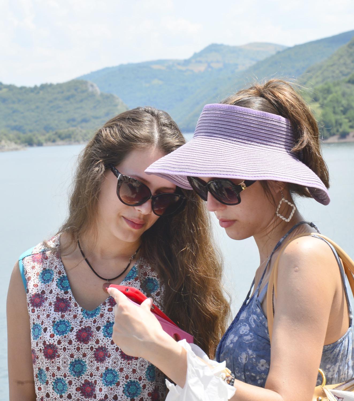 Увачко језеро - Лето 2016