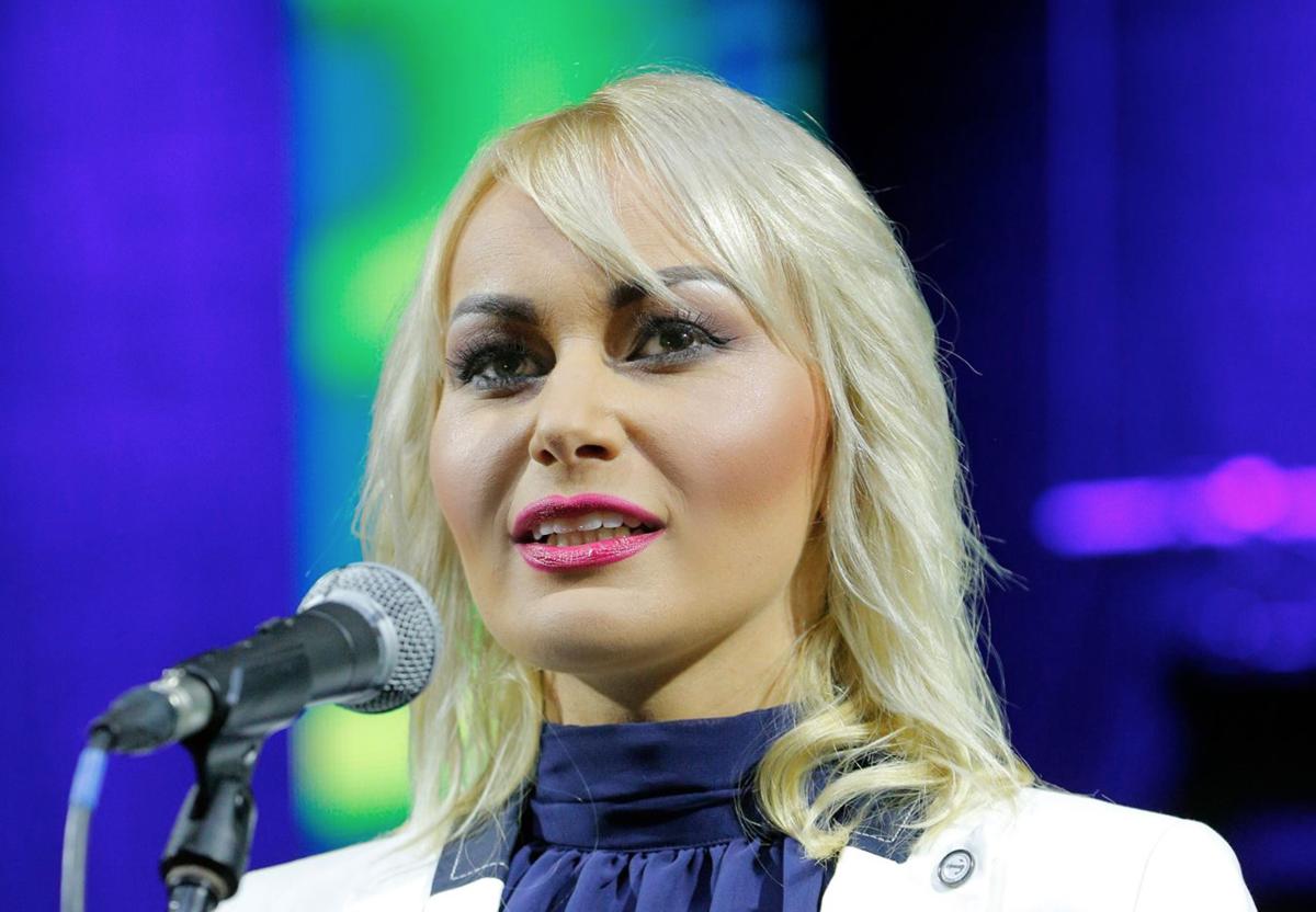 Ивана Новаковић, директор ТСЦ Златар на отварању Златарфест-а (фото: Фото Мирко)