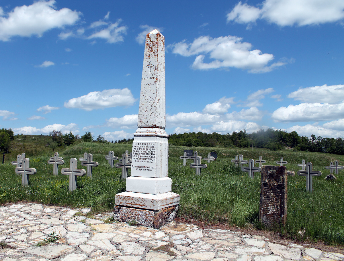 Spomenik na Javoru