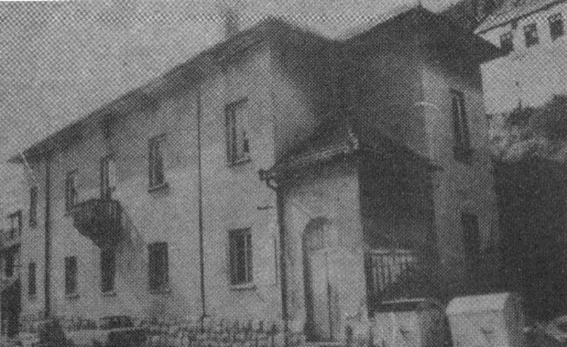 Некадашњи Соколски дом у Новој Вароши