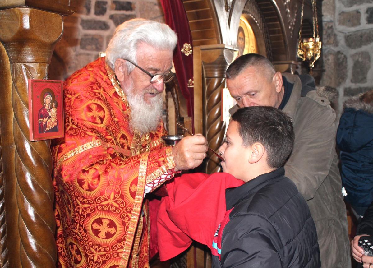 Враћање вери у крају где је било велико одсуство цркве и веронауке