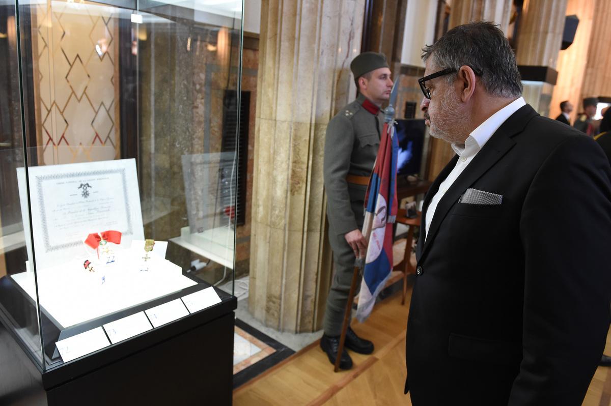 Изложба – војвода Бојовић одликован 41. пут