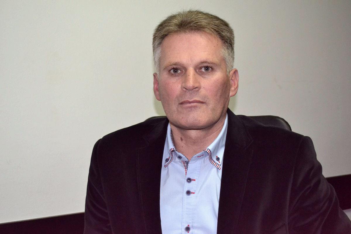 Радосав Раде Васиљевић, председник општине Нова Варош