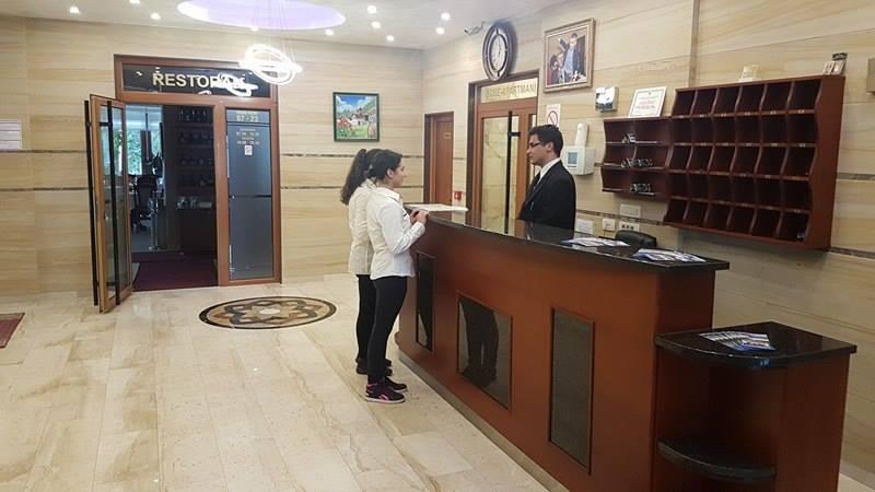 Recepcija hotela Zlatarski biseri (foto: ppmedia.rs)
