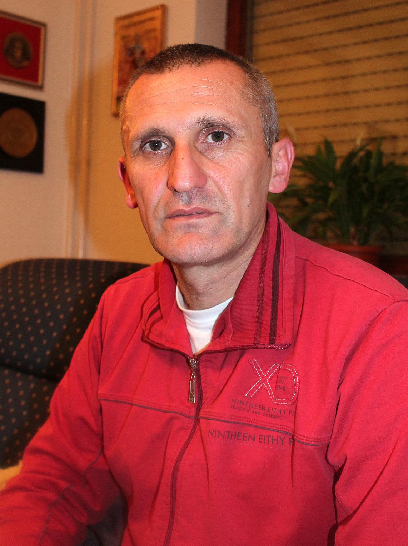 Упорност Вјекослав Јоксимовић