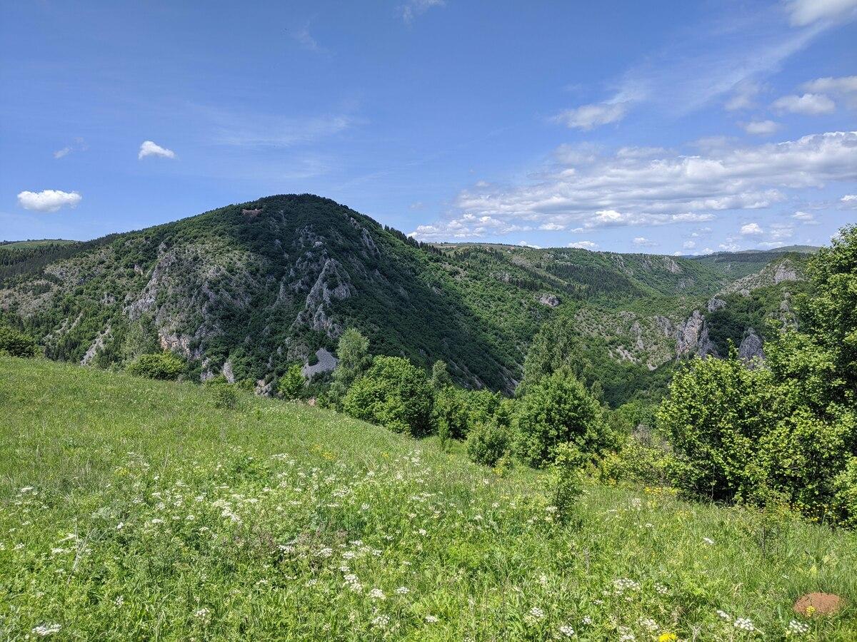 Планина Златар Природа